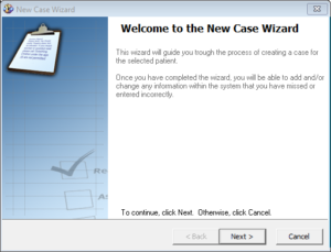 patient-record-new-case-wizard